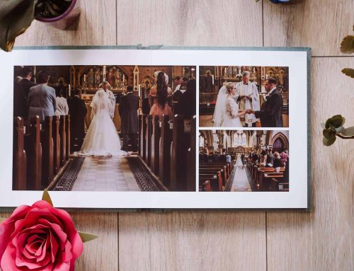 Why you should invest in a wedding album